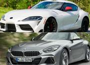 If You're Thinking of Leasing a 2020 Toyota Supra, You Might Want to Consider the 2020 BMW Z4 Instead - image 869153
