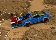 Is It Possible to Like This Custom LEGO Tesla Cybertruck More Than the Real Thing? - image 873415