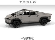 Is It Possible to Like This Custom LEGO Tesla Cybertruck More Than the Real Thing? - image 873408