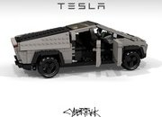 Is It Possible to Like This Custom LEGO Tesla Cybertruck More Than the Real Thing? - image 873410