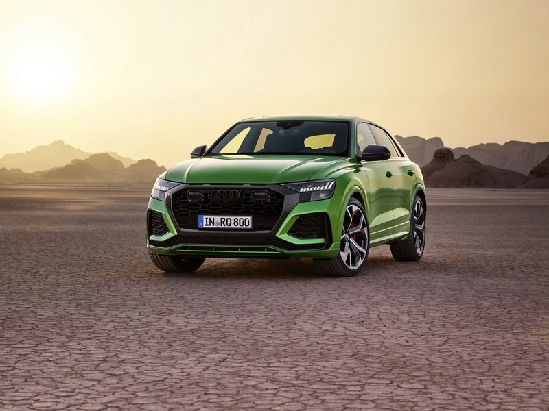 Is There Really a Difference Between the Audi RS Q8 and the Lamborghini Urus? Exterior - image 872691