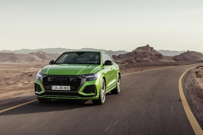 Is There Really a Difference Between the Audi RS Q8 and the Lamborghini Urus? Exterior - image 872694