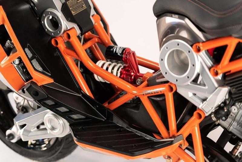 Italjet Dragster breaks cover with a radical naked design