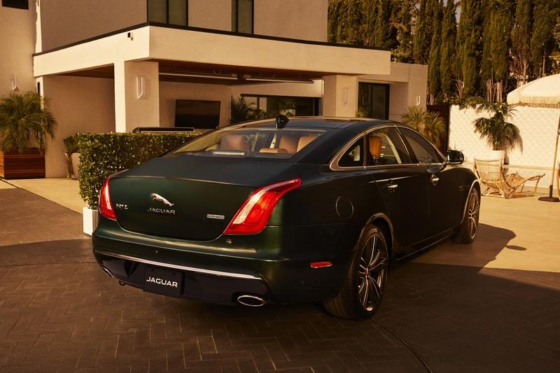 2020 Jaguar XJ Collection