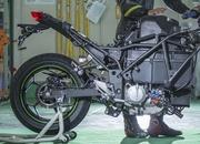 Kawasaki opened up their quota of electric powertrain technology - image 872552