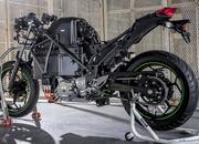 Kawasaki opened up their quota of electric powertrain technology - image 872555