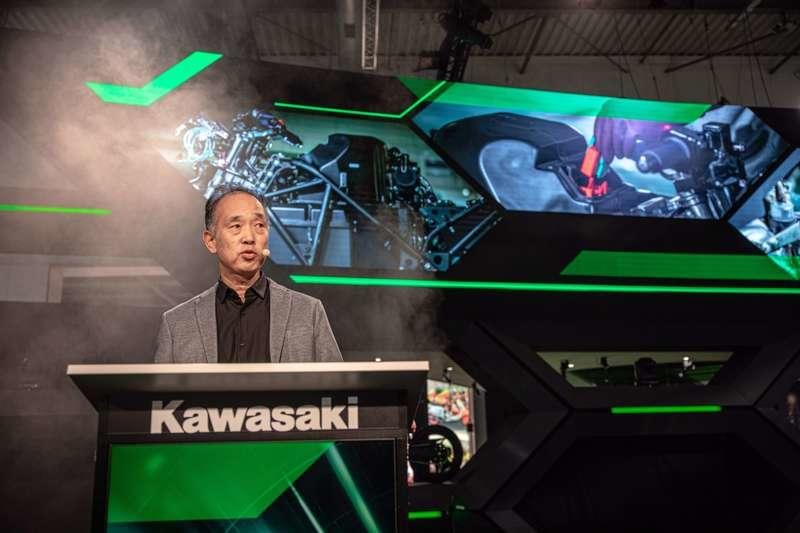 First Look: Kawasaki Electric Concept - image 872392
