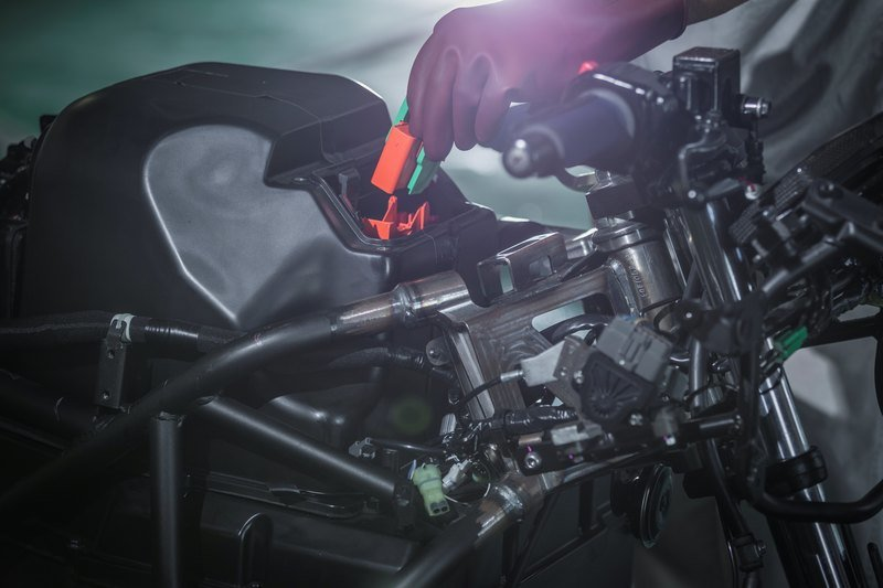 First Look: Kawasaki Electric Concept - image 872379
