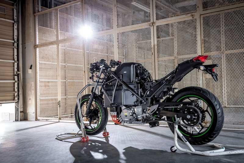 First Look: Kawasaki Electric Concept - image 872385