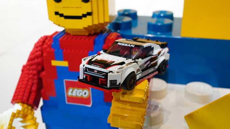 LEGO Speed Champions Introduces a Nissan GT-R NISMO We Can All Afford