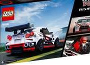 LEGO Speed Champions Introduces a Nissan GT-R NISMO We Can All Afford - image 873759