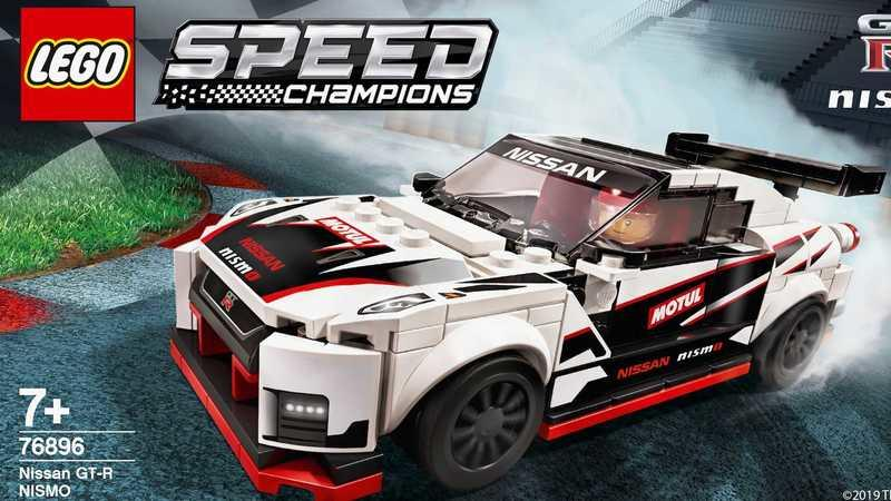 Most Anticipated 2020 Lego Speed Champions Car Sets