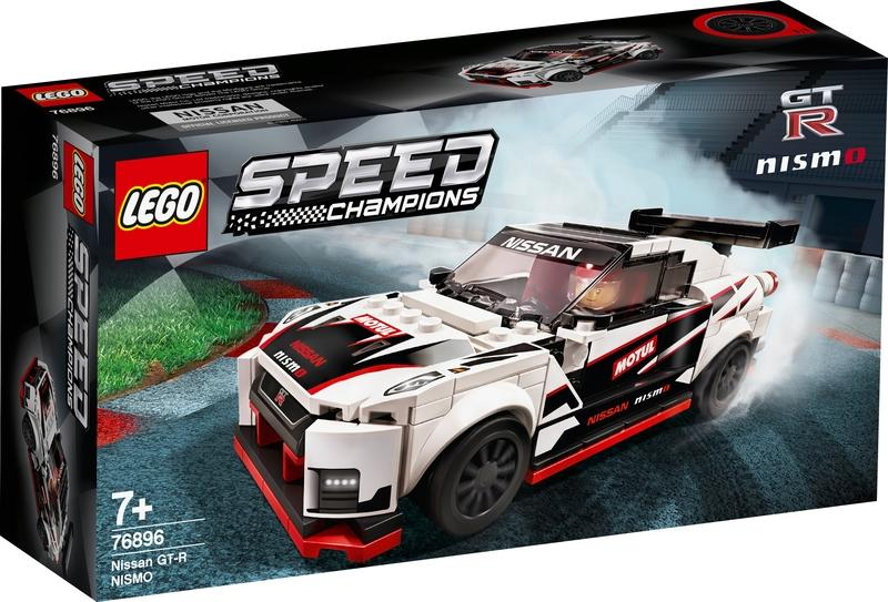 LEGO Speed Champions Introduces a Nissan GT-R NISMO We Can All Afford - image 873742