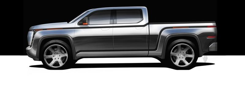 Lordstown Endurance Electric Truck: Is This What the Tesla Cybertruck Should Have Been? - image 873675