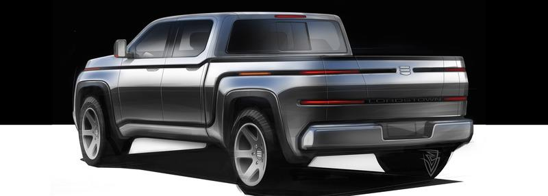 Lordstown Endurance Electric Truck: Is This What the Tesla Cybertruck Should Have Been? - image 873676