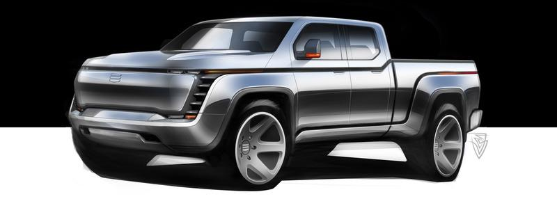Lordstown Endurance Electric Truck: Is This What the Tesla Cybertruck Should Have Been? - image 873674