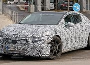 The Mercedes EQS Will, In fact, Get AMG Tuning Comparable to that of an AMG S65 - image 874242