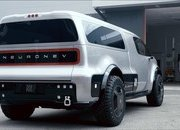 As Cybertruck Hype Calms Down, Conventional Electric Pickups Like the Neuron T/One Have Started Popping Up - image 873928