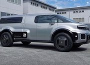As Cybertruck Hype Calms Down, Conventional Electric Pickups Like the Neuron T/One Have Started Popping Up - image 873933