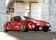 New Rendering Envisions a Real-Life Need For Speed Toyota Supra - image 871823