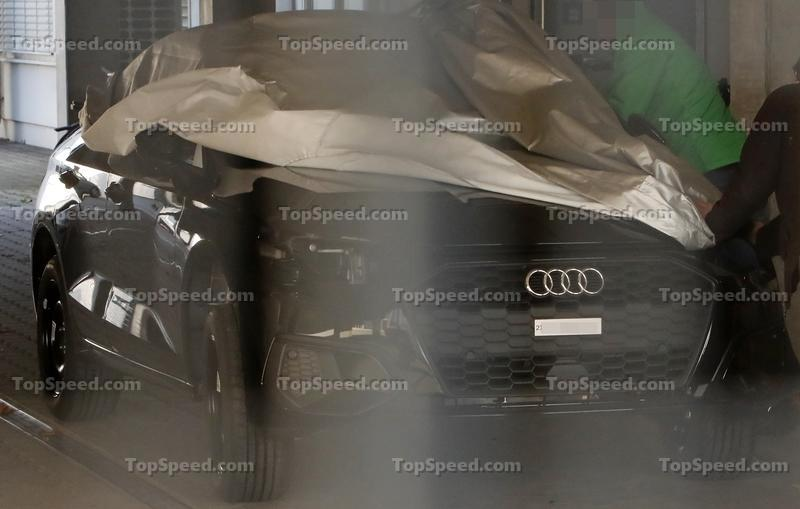 Spy Shots: The 2021 Audi A3 Sedan Will Look As Hot As the 2019 Audi S3