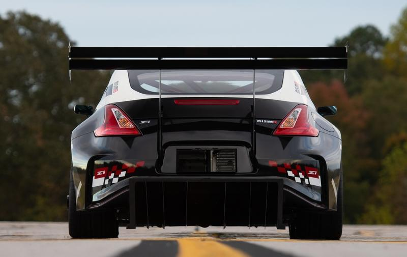 2020 Nissan Global Time Attack TT 370Z