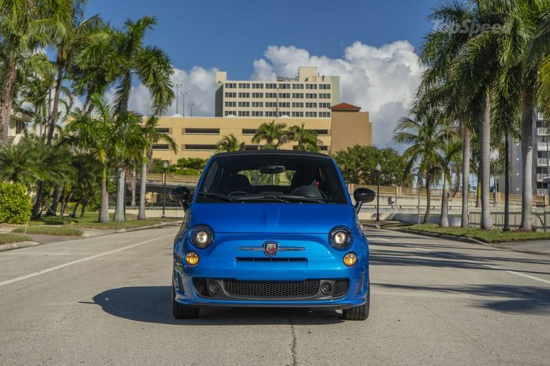 2019 Fiat 500 Abarth Driven Exterior - image 872221