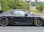 Can You Realistically Expect 500 Horsepower from the 2022 Porsche 718 Cayman GT4 RS? - image 869507