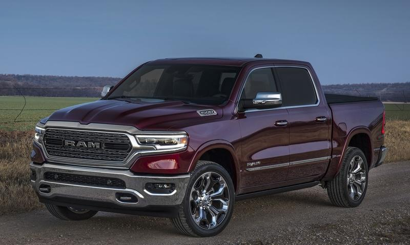 2020 Ram 1500 Built to Serve Edition