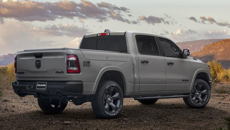 2020 Ram 1500 Built to Serve Edition - image 870127