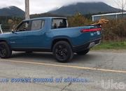 The Rivian R1T Was Spotted During a Commercial Shoot in Canada - image 871081
