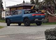 The Rivian R1T Was Spotted During a Commercial Shoot in Canada - image 871084