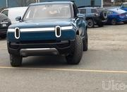 The Rivian R1T Was Spotted During a Commercial Shoot in Canada - image 871086