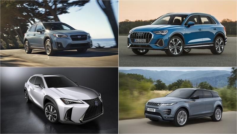 Small 2019 SUVs Ranked From Worst to Best