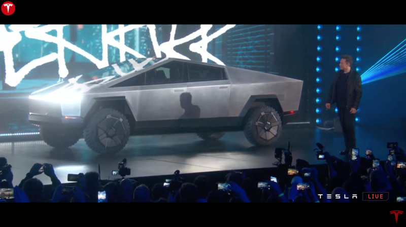 "Elon Musk Wants The Tesla Cybertruck to ""Kick Butt in Baja"""