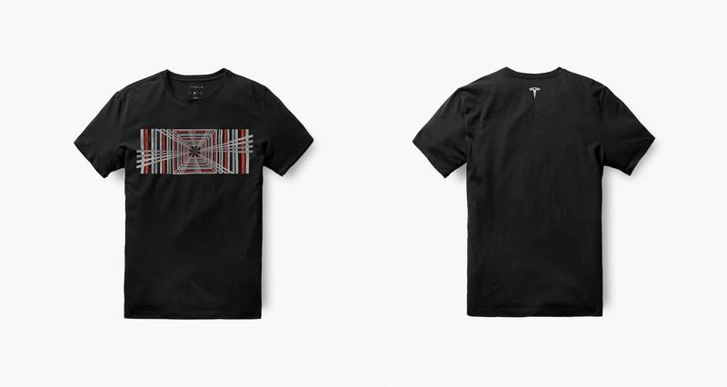 "Tesla's ""Plaid Mode"" T-Shirt is Actually Pretty Cool"