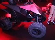 "Tesla unveiled it's rad new ""Cyberquad"" electric ATV prototype at the Cybertruck launch - image 873232"