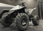 "Tesla unveiled its rad new ""Cyberquad"" electric ATV prototype at the Cybertruck launch - image 873280"