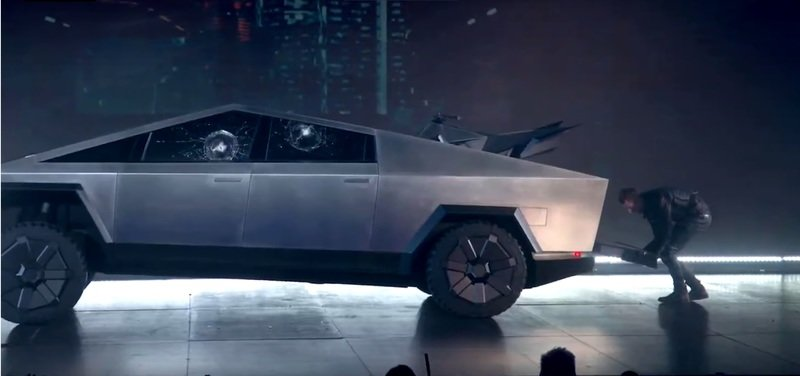 "Tesla unveiled it's rad new ""Cyberquad"" electric ATV prototype at the Cybertruck launch Exterior Screenshots / Gameplay - image 873152"