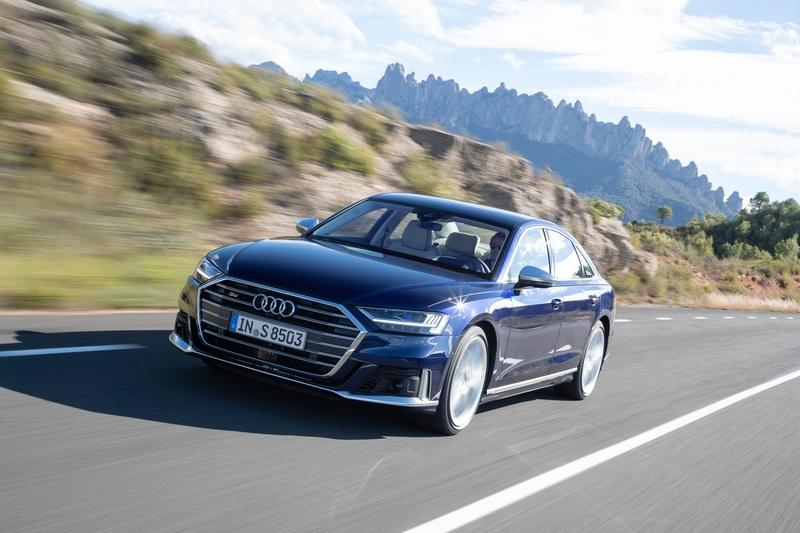 The 2020 Audi S8 Is Kind of a Supercar with Four Doors