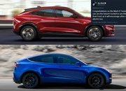 The 2021 Ford Mustang Mach-E Is a Carbon Copy of the Tesla Model Y, But What Does Elon Musk Think? - image 872166