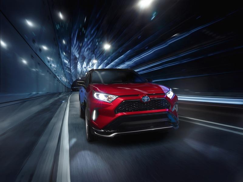 The 2021 Toyota RAV4 Is More Efficient Than Ever, Nearly As Fast as a Toyota Supra to 60 MPH