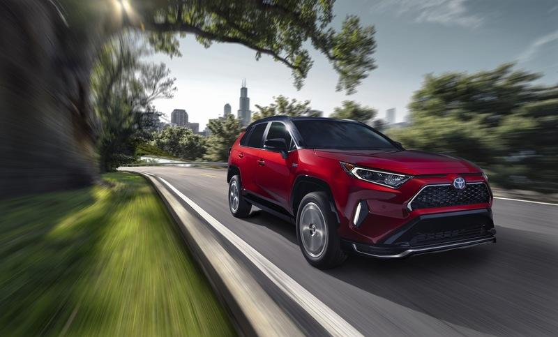 The 2021 Toyota RAV4 Is More Efficient Than Ever, Nearly As Fast as a Toyota Supra to 60 MPH - image 872516