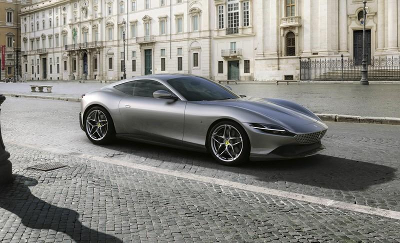 The Ferrari Roma Is a Callback to the Past and a Look Into the Future