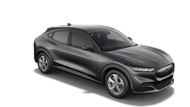 2021 Ford Mustang Mach-E Trim Level Breakdown