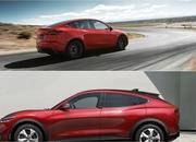 The 2021 Ford Mustang Mach-E is as expensive as the Tesla Model Y, but is it worth it? - image 872030