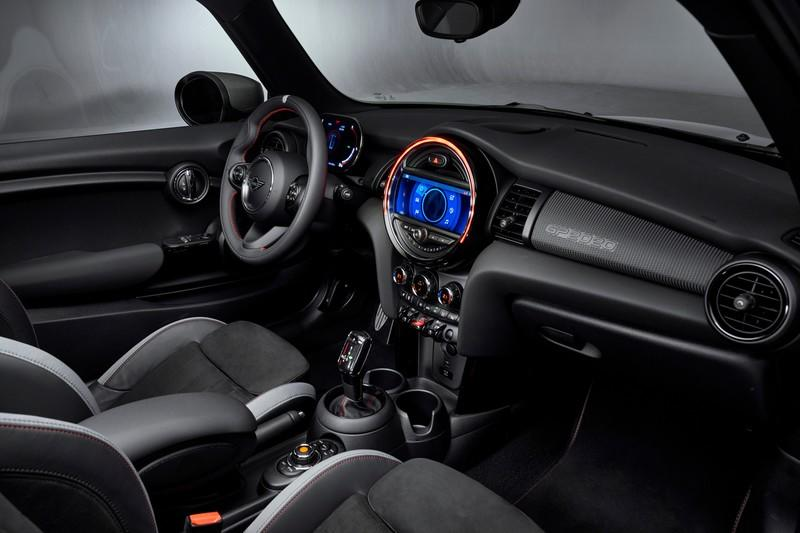 The MINI John Cooper Works GP Is Every Bit as Wild as We Thought It Would Be Interior - image 872574