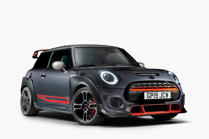 The MINI John Cooper Works GP Is Every Bit as Wild as We Thought It Would Be