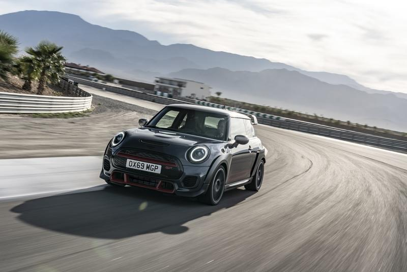 The MINI John Cooper Works GP Is Every Bit as Wild as We Thought It Would Be Exterior - image 872629