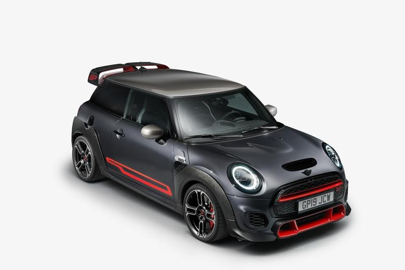 The MINI John Cooper Works GP Is Every Bit as Wild as We Thought It Would Be Exterior - image 872637